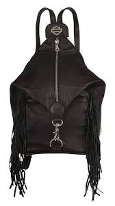 convertible genuine leather backpack