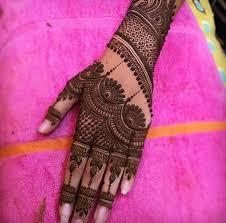 Mehndi Design 2020 Full Hand Back Side