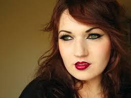cross tattoos goth makeup tutorial