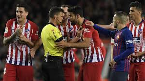Diego Costa facing ban of up to 12 games for insulting referee - AS.com