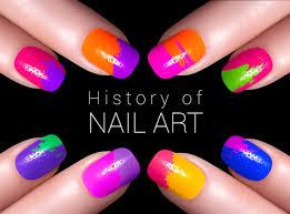 history of nail art lovetoknow