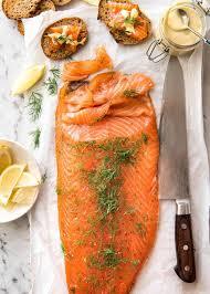 cured salmon gravlax crazy easy