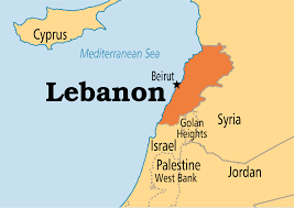 about Lebanon लेबनान map, Lebanon in world map, Lebanon in which country,