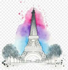 eiffel tower png image with transpa