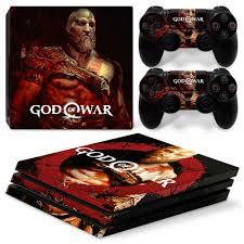 Skin Ps4 Pro God Of War Stickers Sosav