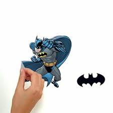 Roommates Batman Gotham Guardian Peel And Stick Wall Decals Walmart Com Walmart Com