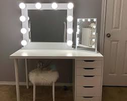 vanity mirror perfect for ikea