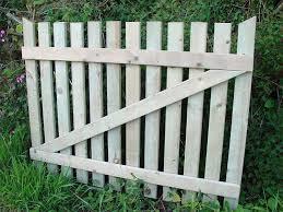 Diy Wood Design Build Wooden Gate Frame