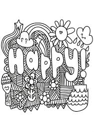 coloring page quotes coloring pages printable excellent