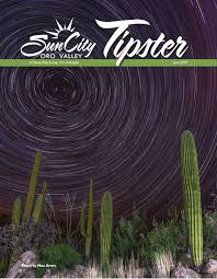 Sun City Oro Valley June 2019 Tipster by Sun City Oro Valley Community  Association - issuu
