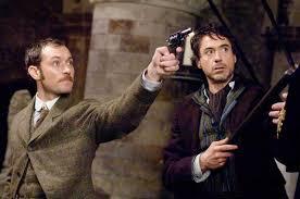 Robert Downey Jr.'s third Sherlock Holmes film pushed back to 2021