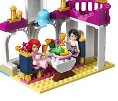 Lego 41052 Disney Princess Ariel's Magical Kiss (Phép màu của nàng ...