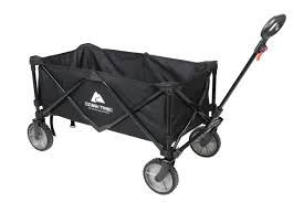 collapsible folding wagon cart canopy