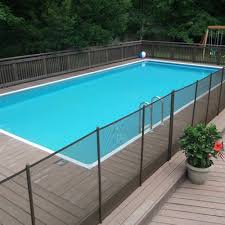 Sentry Safety Pool Fence Visiguard Is Th Buy Online In India At Desertcart