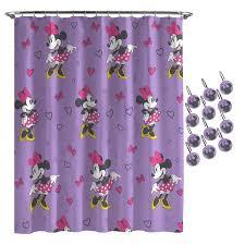 Minnie Mouse Curtains Wayfair