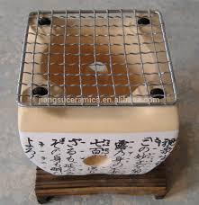 Nhật bản gốm bbq lò than shichirin hibachi cắm trại than củi nướng-Vỉ nướng  ngoài trời-Mã sản phẩm:1580002574258-vietnamese.alibaba.com