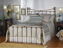 Quati Iron Bed by Wesley Allen | Sleepworks