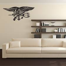 Navy Seal Trident Outline Decal