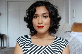 everyday pinup makeup look
