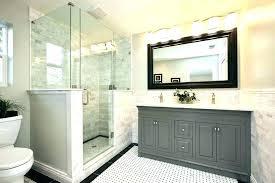 designing bathroom layout