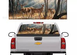 Farm Deer Window Graphic Tint Decal Sticker Truck Tractor John Deere Countrylife Car Stickers Aliexpress