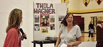 Wax museum honors retiring St. Paul teacher | News | parsonssun.com