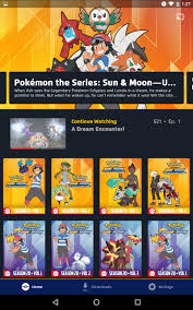 Pokémon TV for Android - APK Download