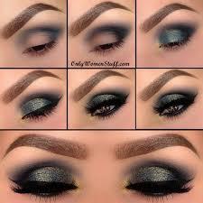 35 easy smokey cat eye makeup step