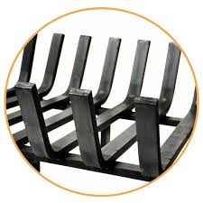 how to choose a fireplace grate