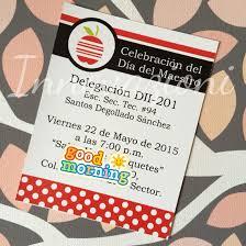Invitacion Para Dia Del Maestro Dia De Los Maestros Celebracion
