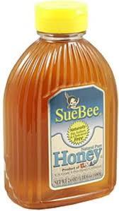 suebee honey 24 oz nutrition