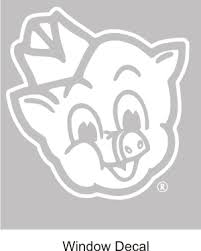Car Window Decal Pwcd The Pig Store