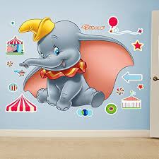 Fathead Disney Dumbo Vinyl Decals On Star Wars