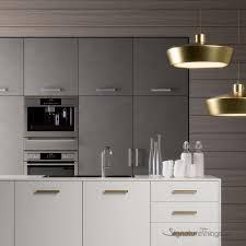 modern thin square cabinet pulls