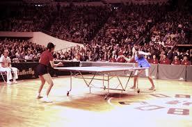 ping pong diplomacy and us china