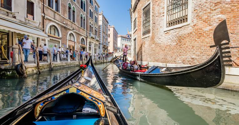 Passpod, Venice, Italia, Eropa