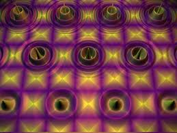 3d and cg abstract background