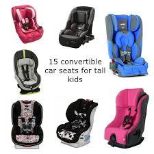 convertible car seats for tall babies