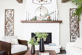 fireplace mantel decorating ideas