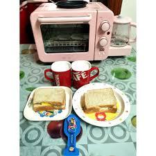 Lò nướng bánh mỳ , đun sữa cho bữa sáng mini đa năng Chính hãng BEAR, Giá  tháng 10/2020