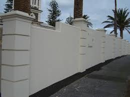 Pin By Elizabeth Cervantes On Fence Design In 2020 Front Wall Design Fence Wall Design Exterior Wall Design