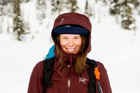 NEW EDITOR, Abby Cooper. - SBC Skier