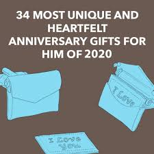 anniversary gifts for him of 2020