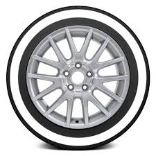 Tire Stickers White White Wall Full Tire Decal Kit