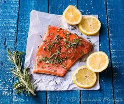 salmon recipe oven baked lemon er