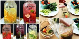 20 easy detox water recipes for rapid
