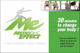 metabolic effect fitness purely