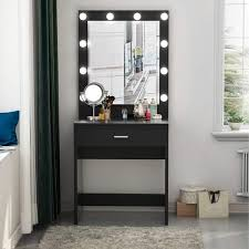 51 makeup vanity tables to organize