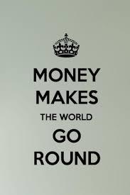 money makes the world go round iphone 5