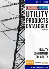 transnet nz ltd utility products